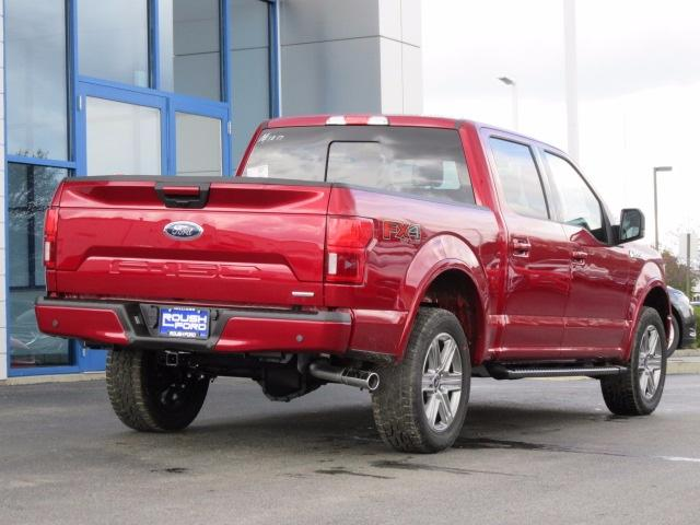 2018 F-150 Crew Cab 4x4 Pickup #T18091 - photo 2