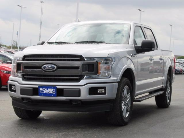 2018 F-150 Crew Cab 4x4 Pickup #T18092 - photo 5