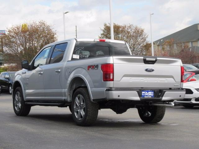 2018 F-150 Crew Cab 4x4 Pickup #T18092 - photo 6