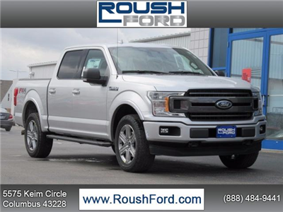 2018 F-150 Crew Cab 4x4 Pickup #T18092 - photo 1