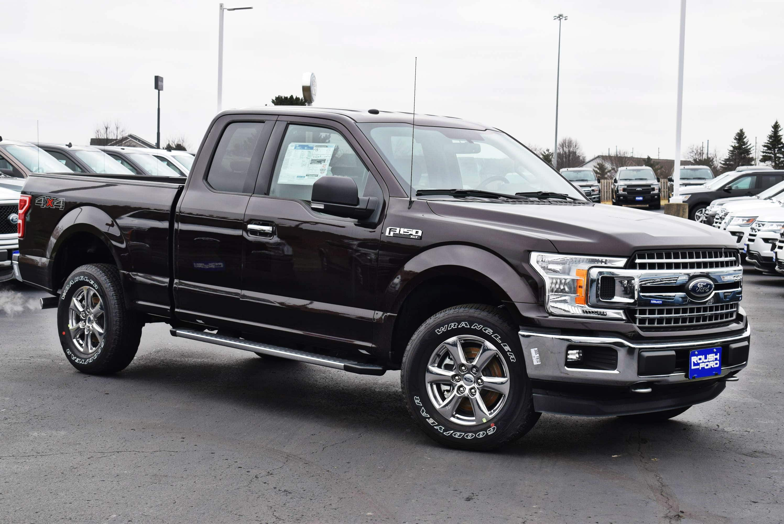 2018 F-150 Super Cab 4x4,  Pickup #T181009 - photo 1