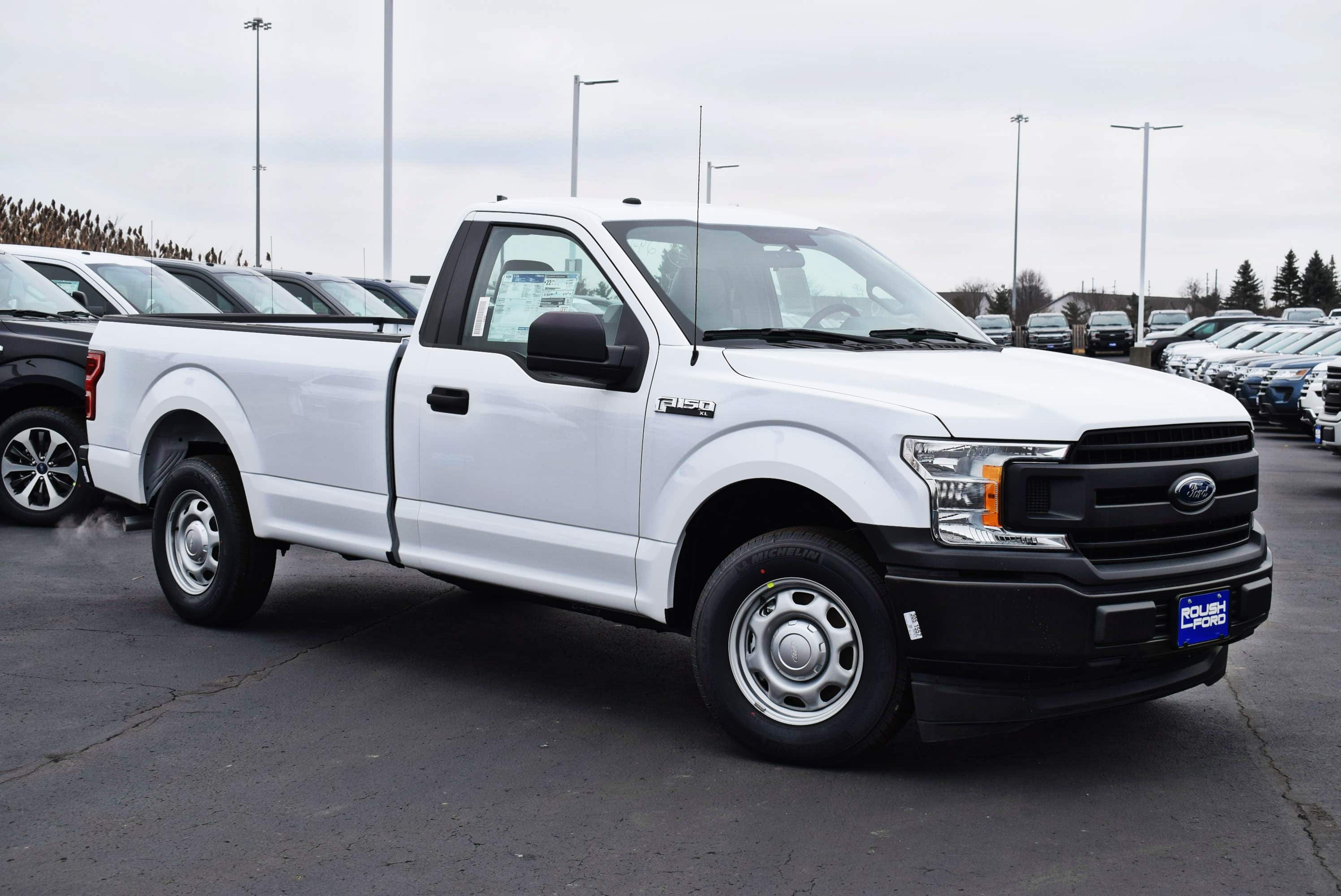 2018 F-150 Regular Cab 4x2,  Pickup #T181022 - photo 1