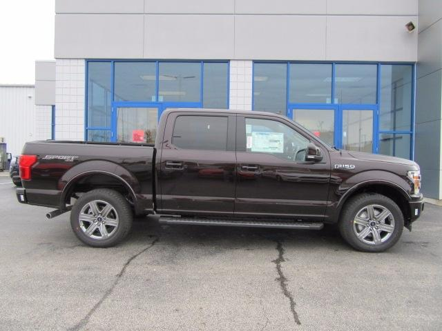 2018 F-150 Crew Cab 4x4 Pickup #T18112 - photo 3