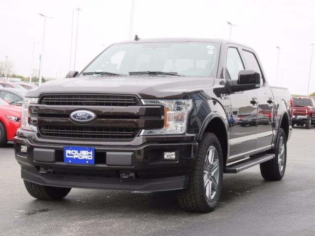 2018 F-150 Crew Cab 4x4 Pickup #T18112 - photo 5