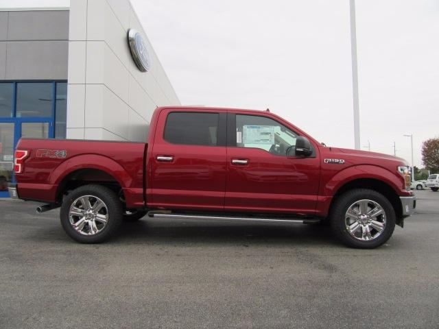 2018 F-150 Crew Cab 4x4 Pickup #T18114 - photo 3