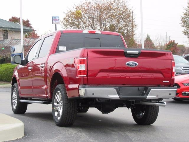 2018 F-150 Crew Cab 4x4 Pickup #T18114 - photo 6