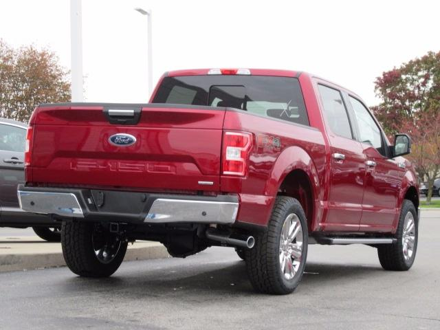 2018 F-150 Crew Cab 4x4 Pickup #T18114 - photo 2