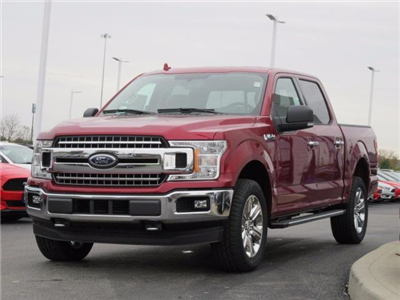 2018 F-150 Crew Cab 4x4 Pickup #T18114 - photo 5
