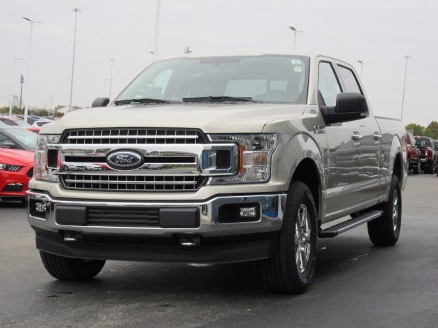 2018 F-150 Crew Cab 4x4 Pickup #T18115 - photo 5