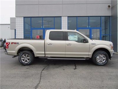 2018 F-150 Crew Cab 4x4 Pickup #T18115 - photo 3