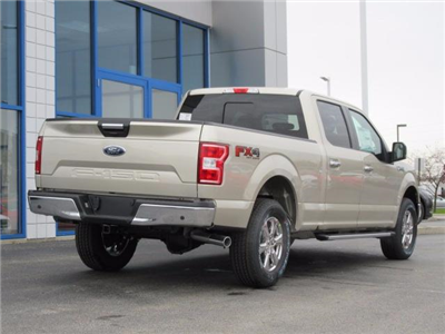 2018 F-150 Crew Cab 4x4 Pickup #T18115 - photo 2