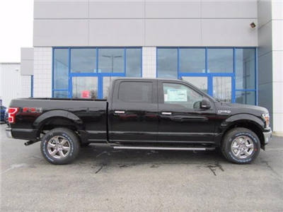 2018 F-150 Crew Cab 4x4 Pickup #T18120 - photo 3
