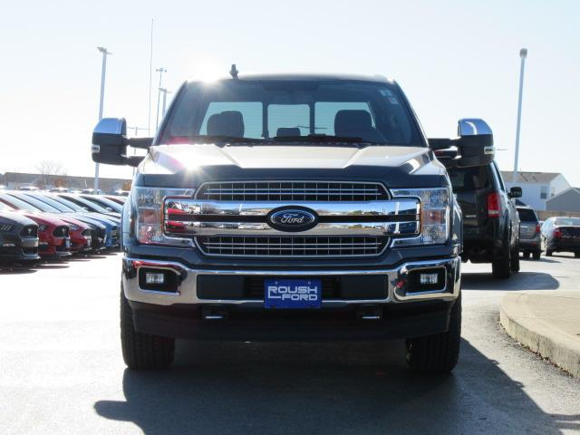 2018 F-150 Crew Cab 4x4, Pickup #T18151 - photo 4
