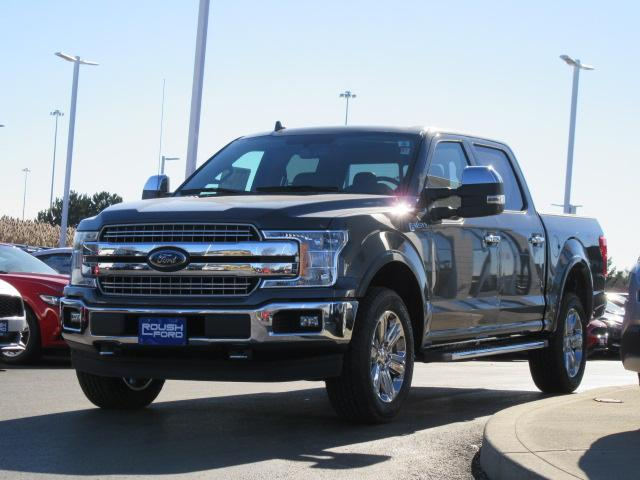 2018 F-150 Crew Cab 4x4, Pickup #T18151 - photo 5