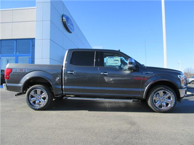2018 F-150 Crew Cab 4x4, Pickup #T18151 - photo 3