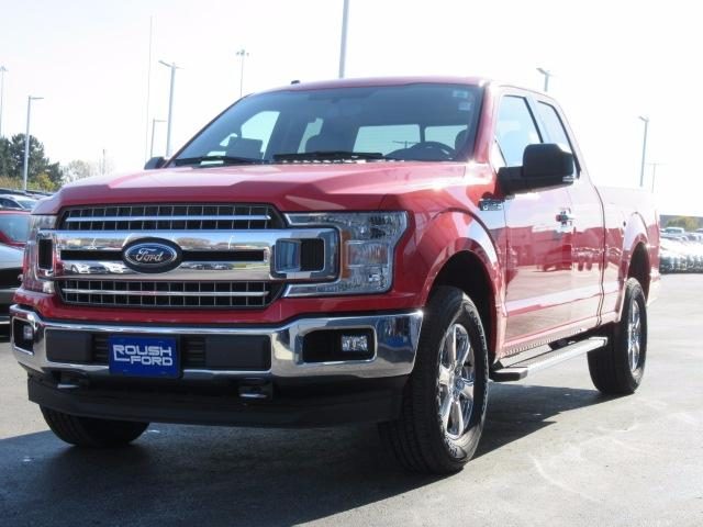2018 F-150 Super Cab 4x4, Pickup #T18157 - photo 5