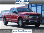 2018 F-150 Super Cab 4x4, Pickup #T18157 - photo 1