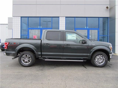 2018 F-150 Crew Cab 4x4, Pickup #T18164 - photo 3