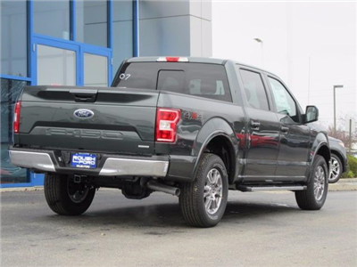 2018 F-150 Crew Cab 4x4, Pickup #T18164 - photo 2