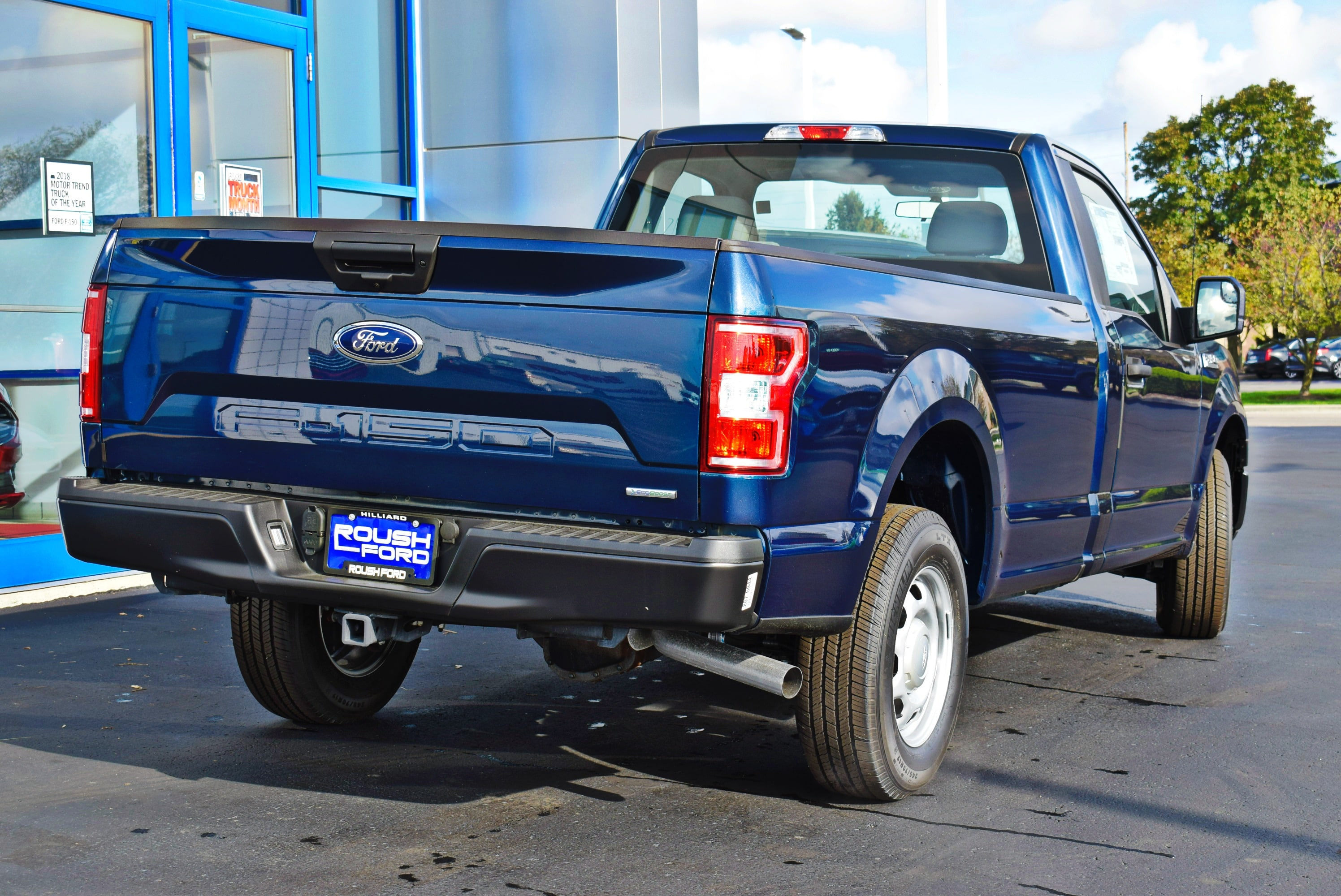 2018 F-150 Regular Cab 4x2,  Pickup #T18165 - photo 2