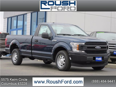 2018 F-150 Regular Cab, Pickup #T18165 - photo 1