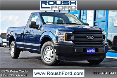 2018 F-150 Regular Cab 4x2,  Pickup #T18165 - photo 1