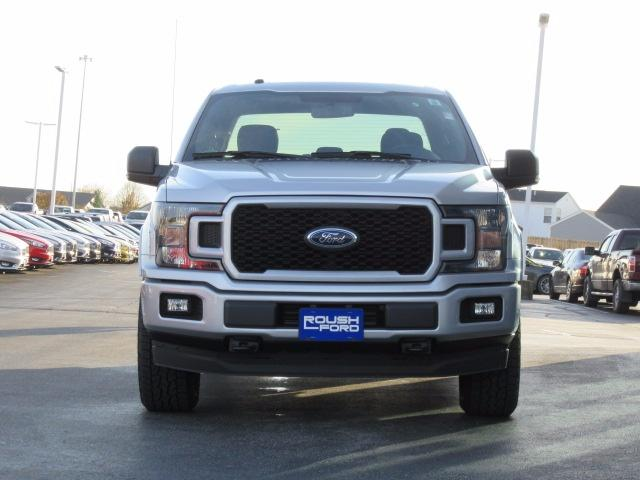 2018 F-150 Super Cab 4x4, Pickup #T18204 - photo 4