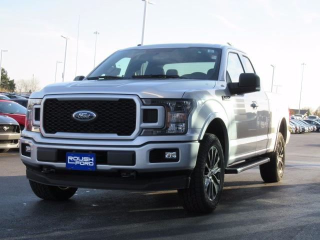 2018 F-150 Super Cab 4x4, Pickup #T18204 - photo 5