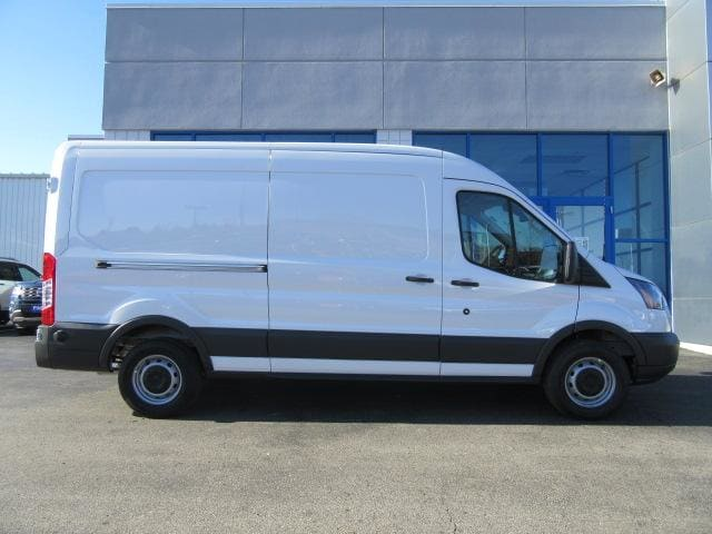 2018 Transit 150 Med Roof 4x2,  Empty Cargo Van #T18219 - photo 3