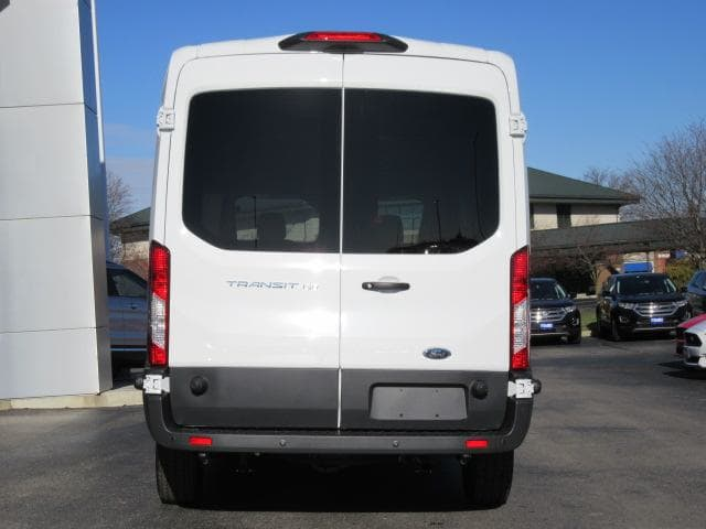 2018 Transit 150 Med Roof 4x2,  Empty Cargo Van #T18219 - photo 7