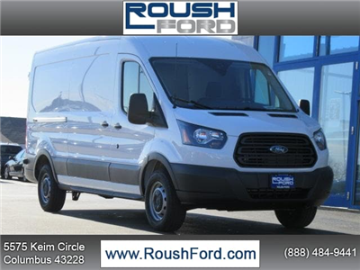 2018 Transit 150 Med Roof 4x2,  Empty Cargo Van #T18219 - photo 1