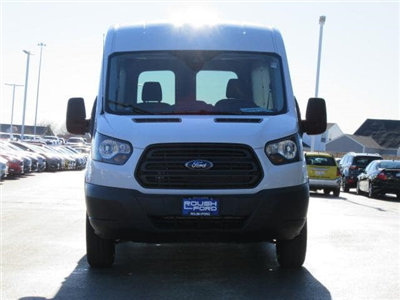 2018 Transit 150 Med Roof 4x2,  Empty Cargo Van #T18219 - photo 4