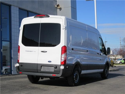 2018 Transit 150 Med Roof 4x2,  Empty Cargo Van #T18219 - photo 8