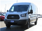 2018 Transit 150 Med Roof 4x2,  Empty Cargo Van #T18219 - photo 5