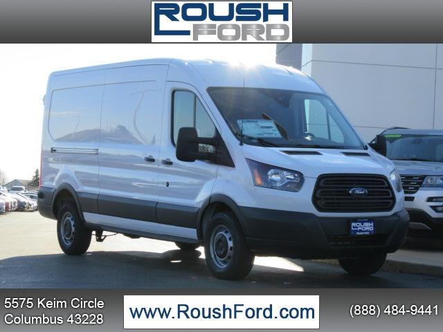 2018 Transit 250 Med Roof, Cargo Van #T18224 - photo 1
