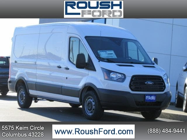 2018 Transit 150 Med Roof, Cargo Van #T18226 - photo 1