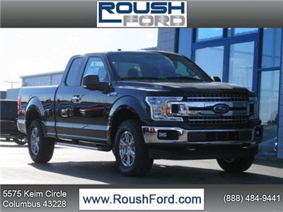 2018 F-150 Super Cab 4x4,  Pickup #T18234 - photo 1