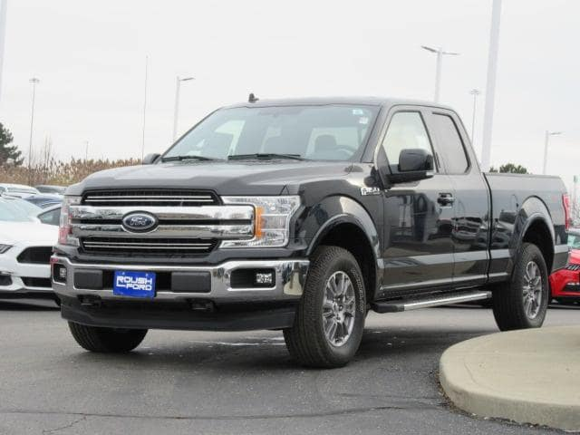 2018 F-150 Super Cab 4x4,  Pickup #T18239 - photo 5