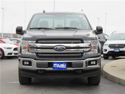 2018 F-150 Super Cab 4x4,  Pickup #T18239 - photo 4