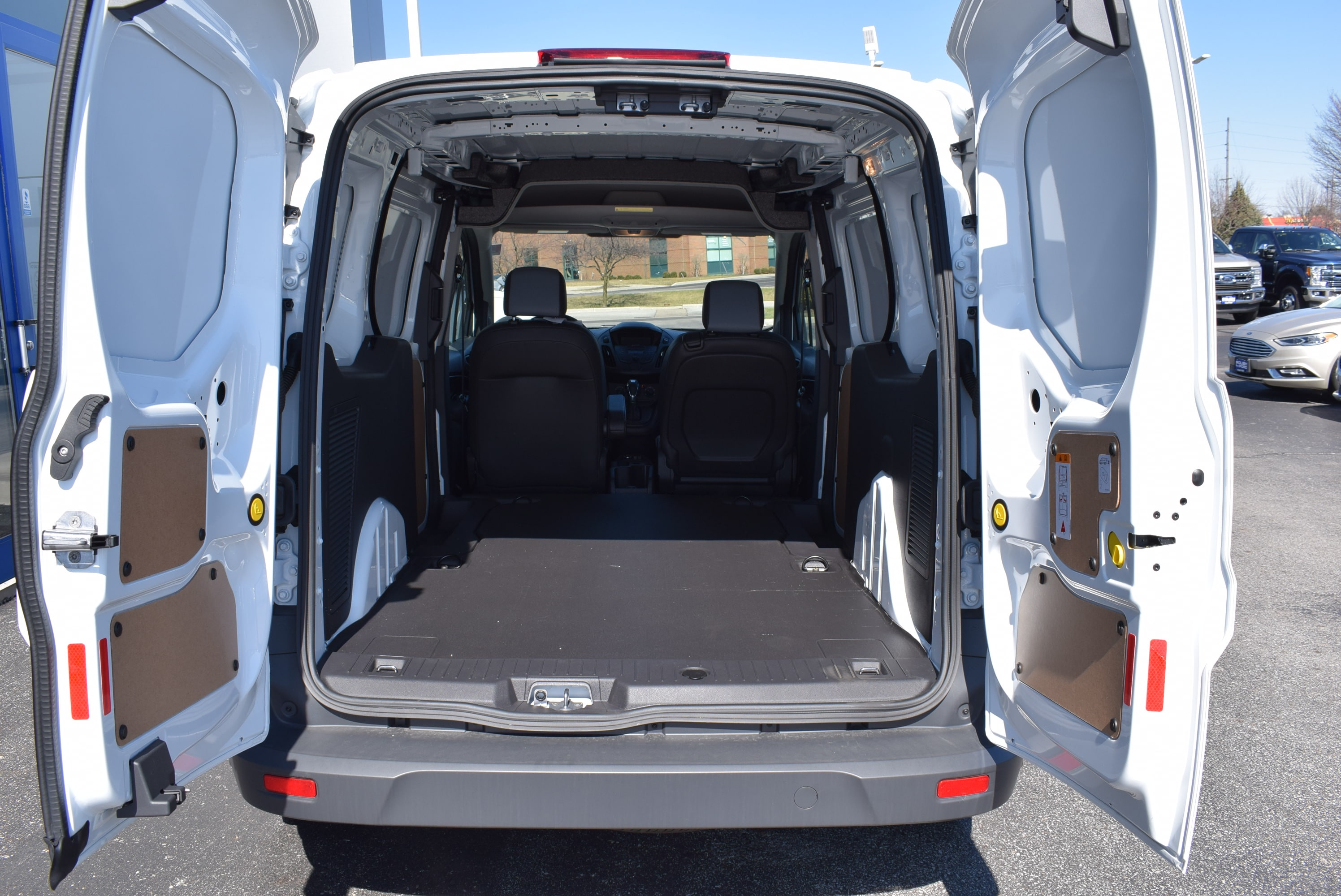 2018 Transit Connect 4x2,  Empty Cargo Van #T18329 - photo 2