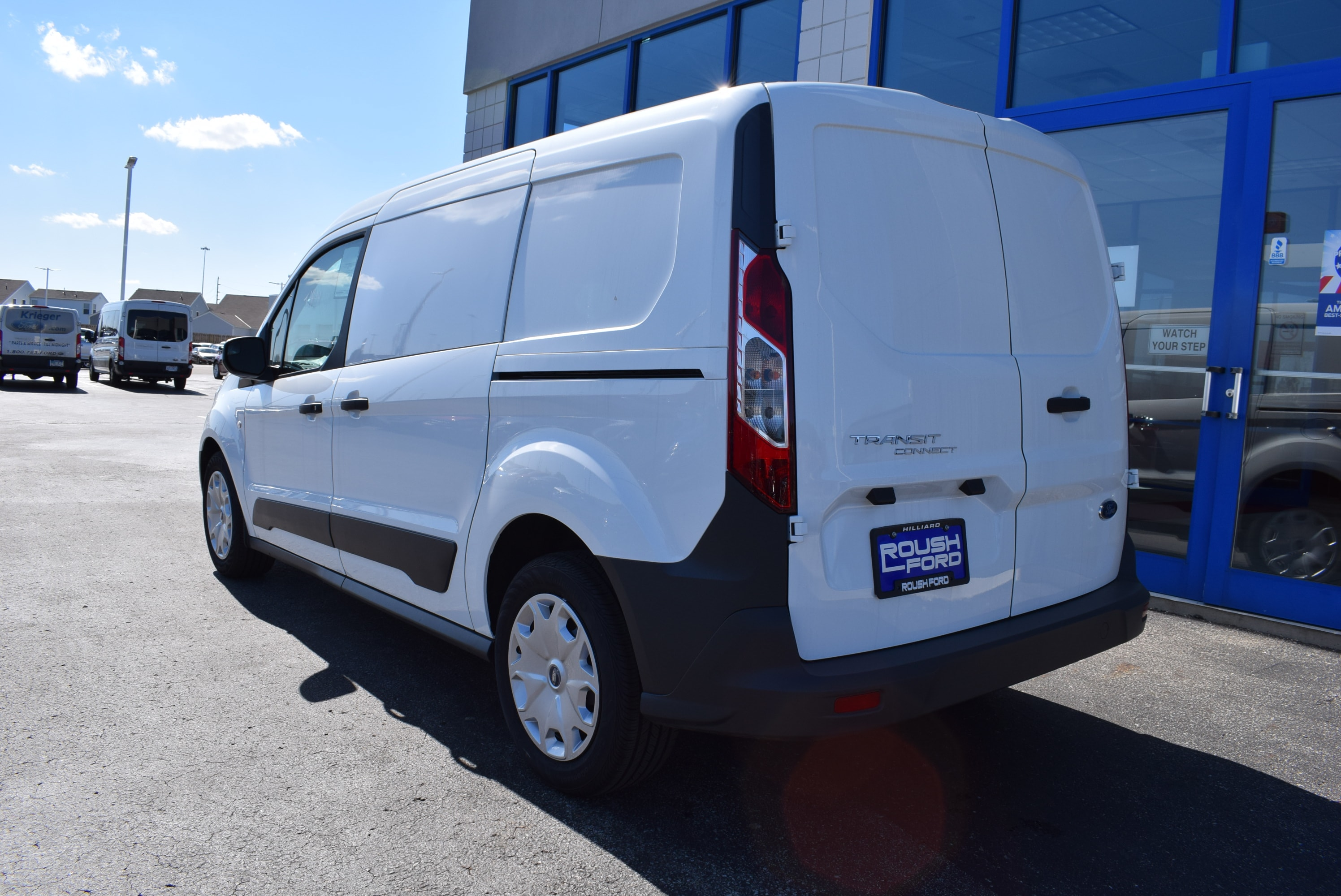 2018 Transit Connect 4x2,  Empty Cargo Van #T18329 - photo 6