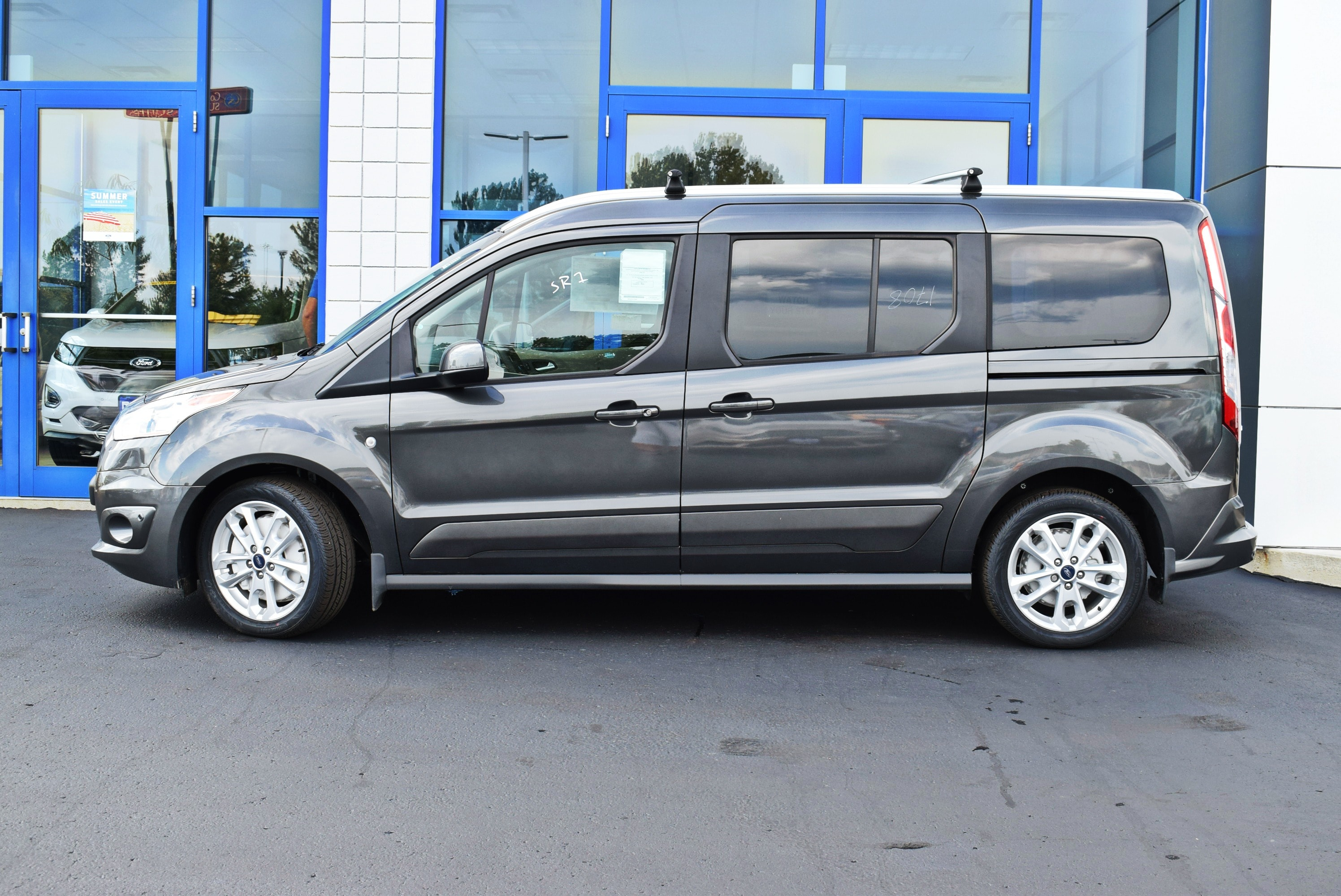 2018 Transit Connect 4x2,  Passenger Wagon #T18469 - photo 8