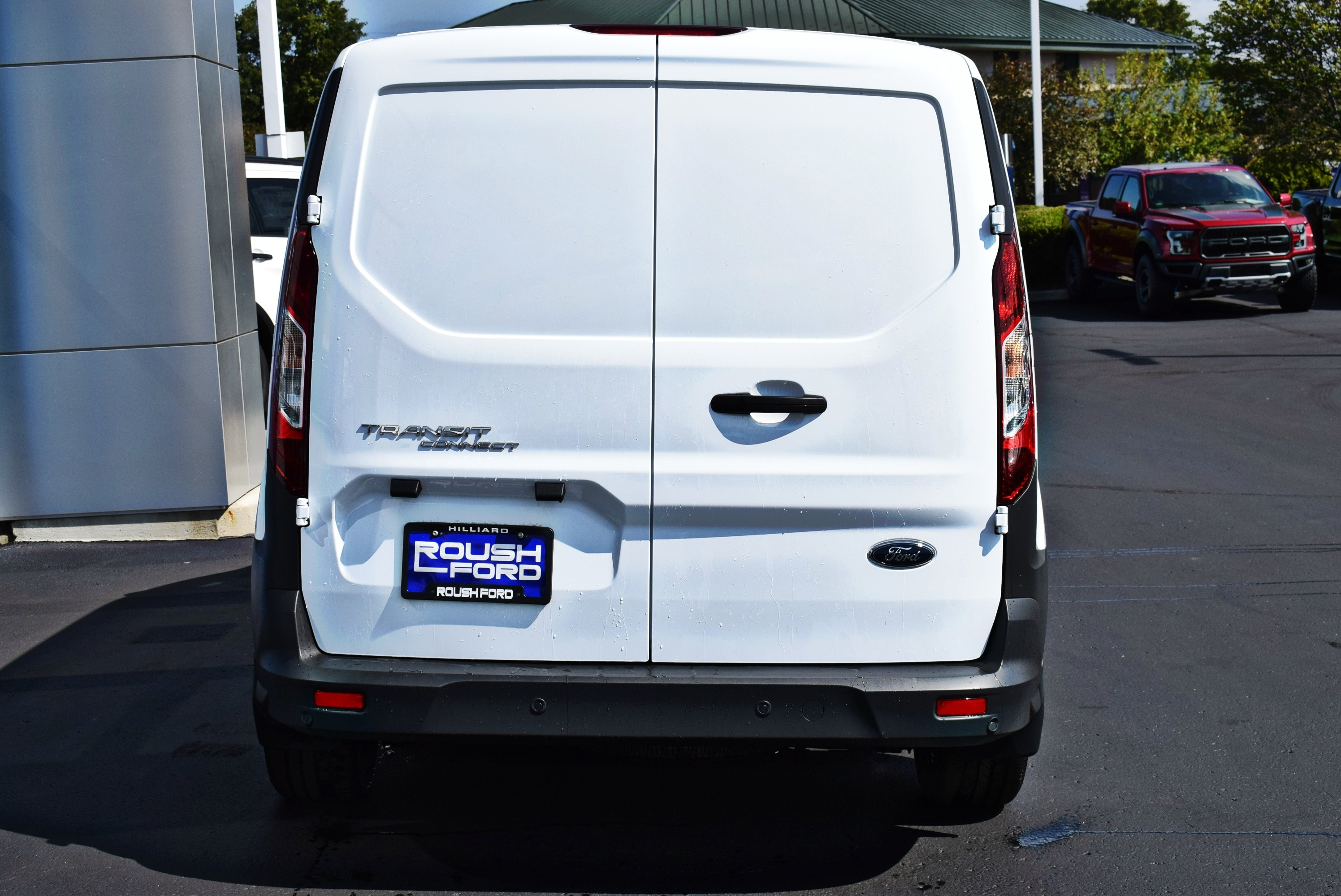 2018 Transit Connect 4x2,  Empty Cargo Van #T18470 - photo 11