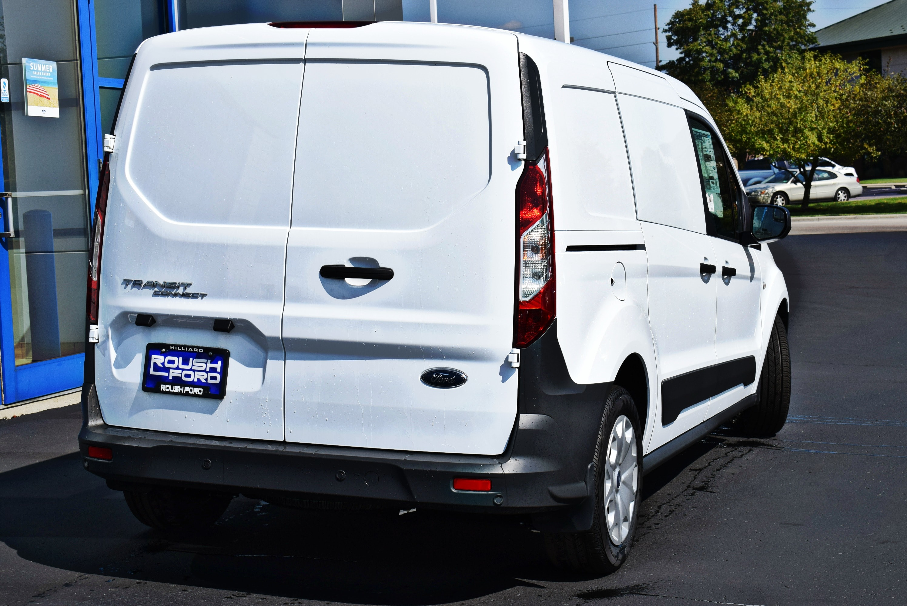 2018 Transit Connect 4x2,  Empty Cargo Van #T18470 - photo 9