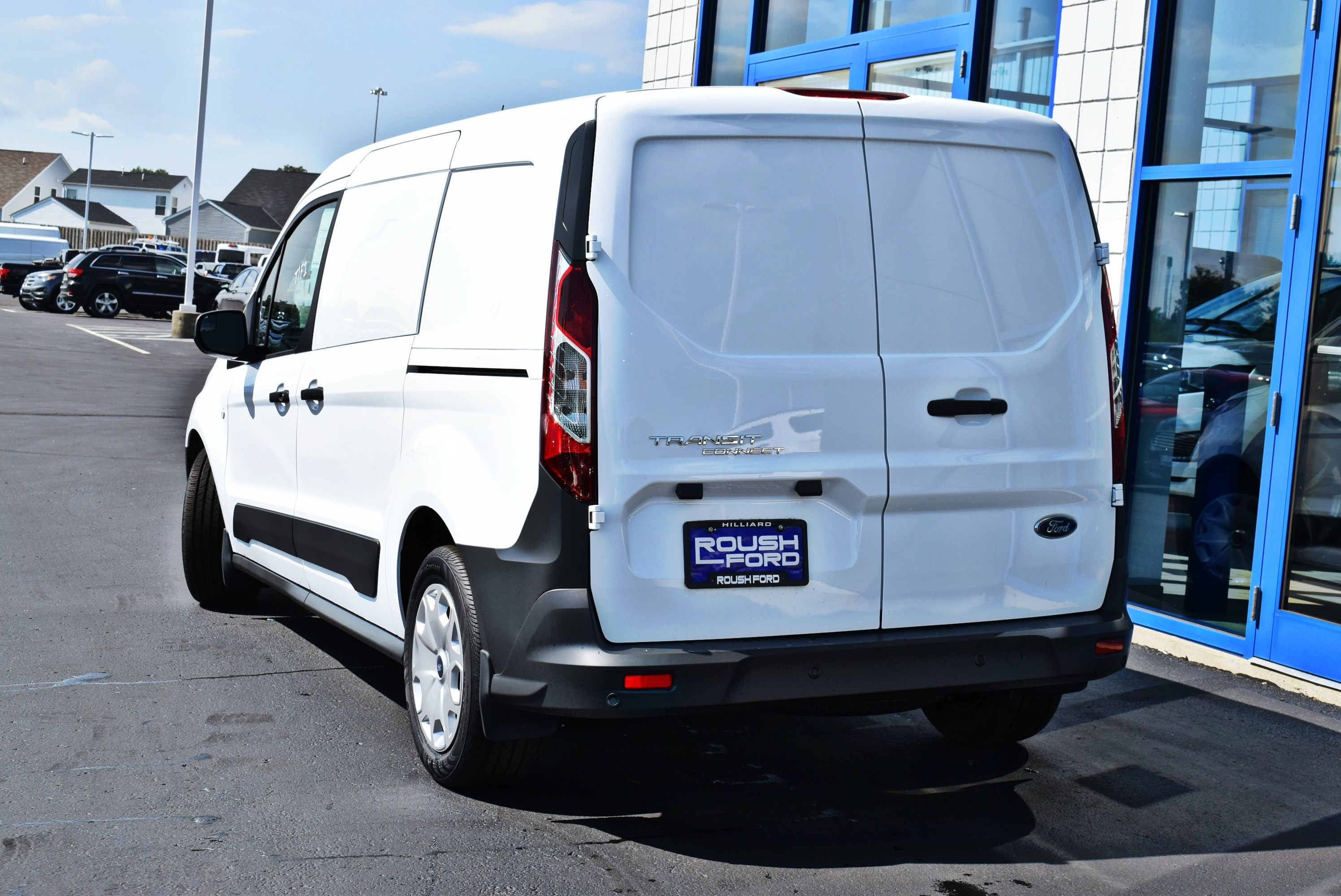 2018 Transit Connect 4x2,  Empty Cargo Van #T18470 - photo 10