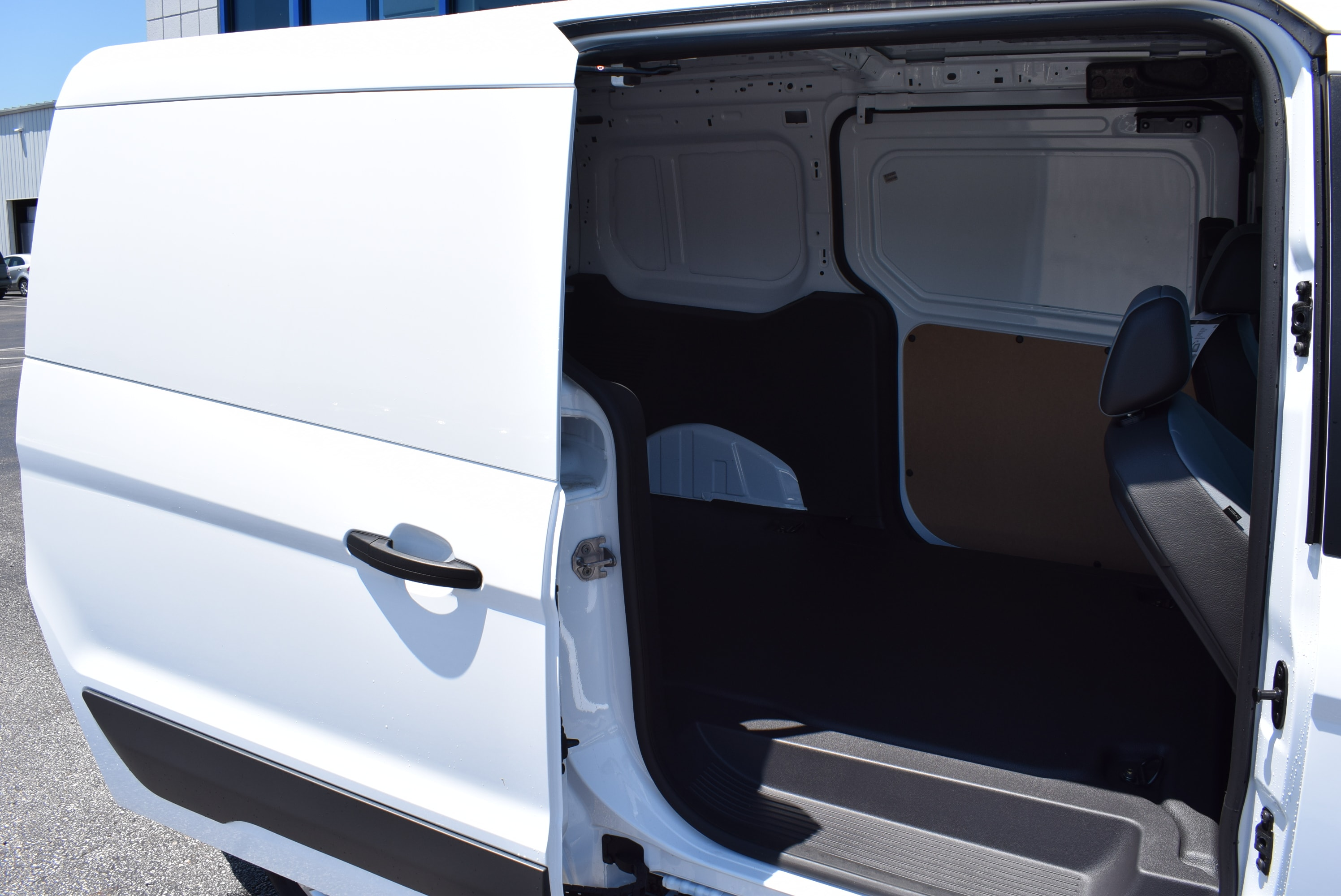 2018 Transit Connect 4x2,  Empty Cargo Van #T18482 - photo 12