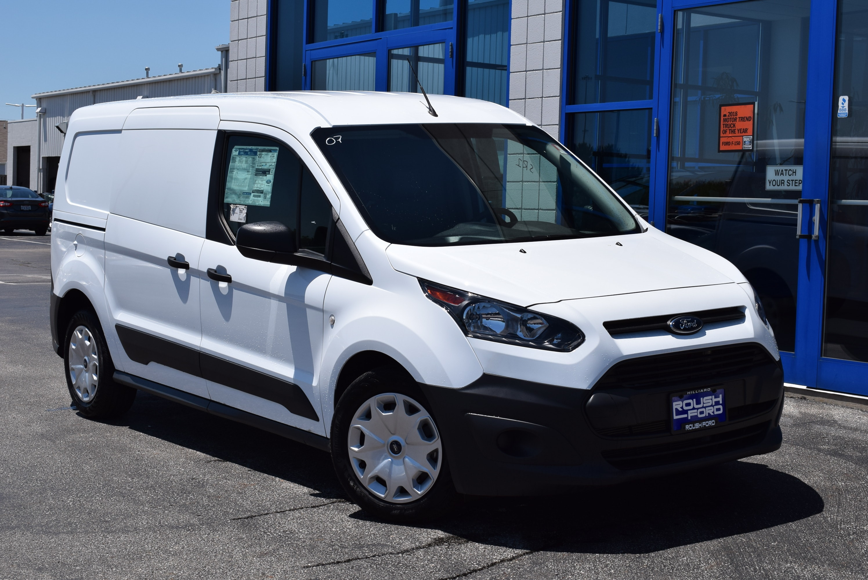 2018 Transit Connect 4x2,  Empty Cargo Van #T18482 - photo 3