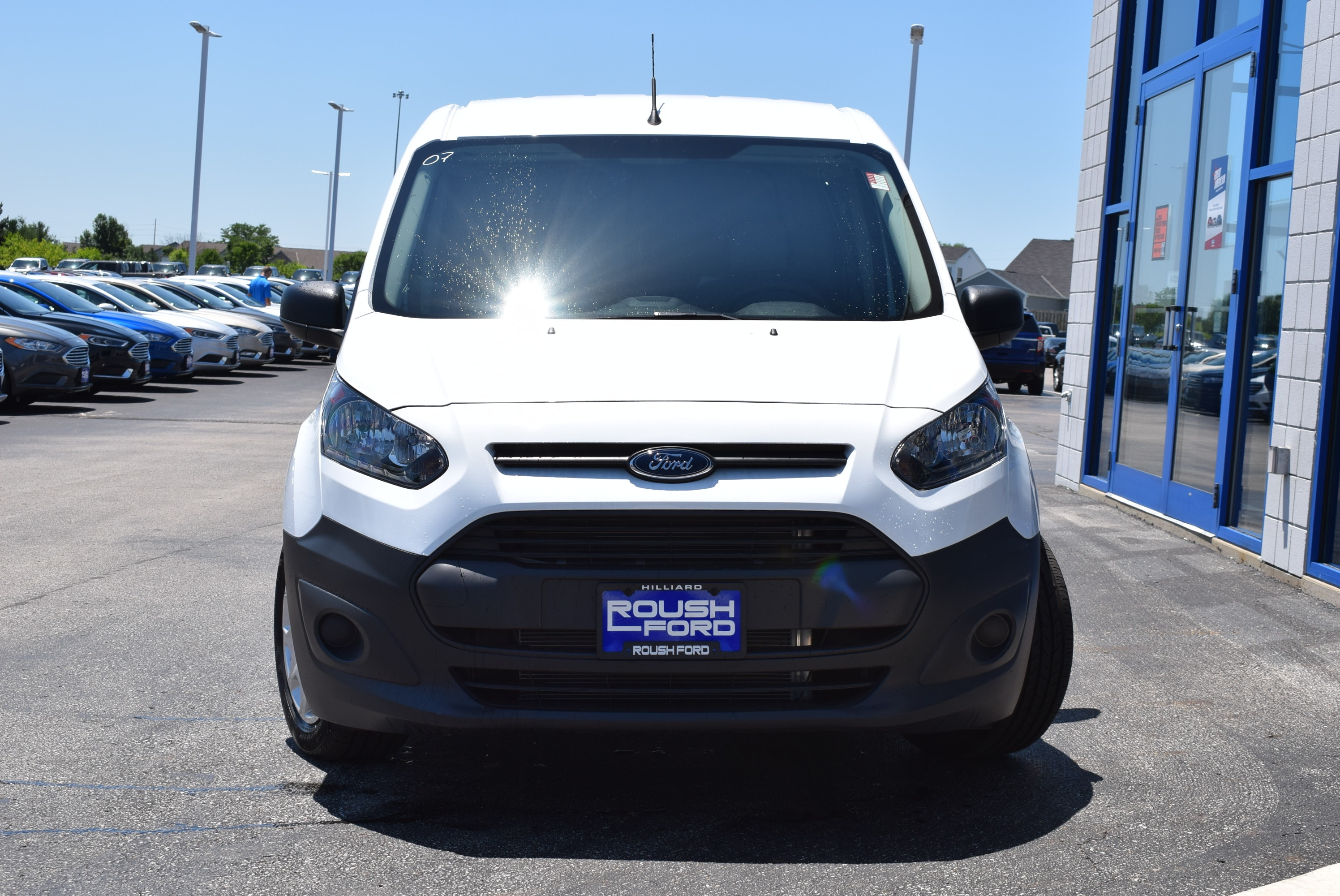 2018 Transit Connect 4x2,  Empty Cargo Van #T18482 - photo 6
