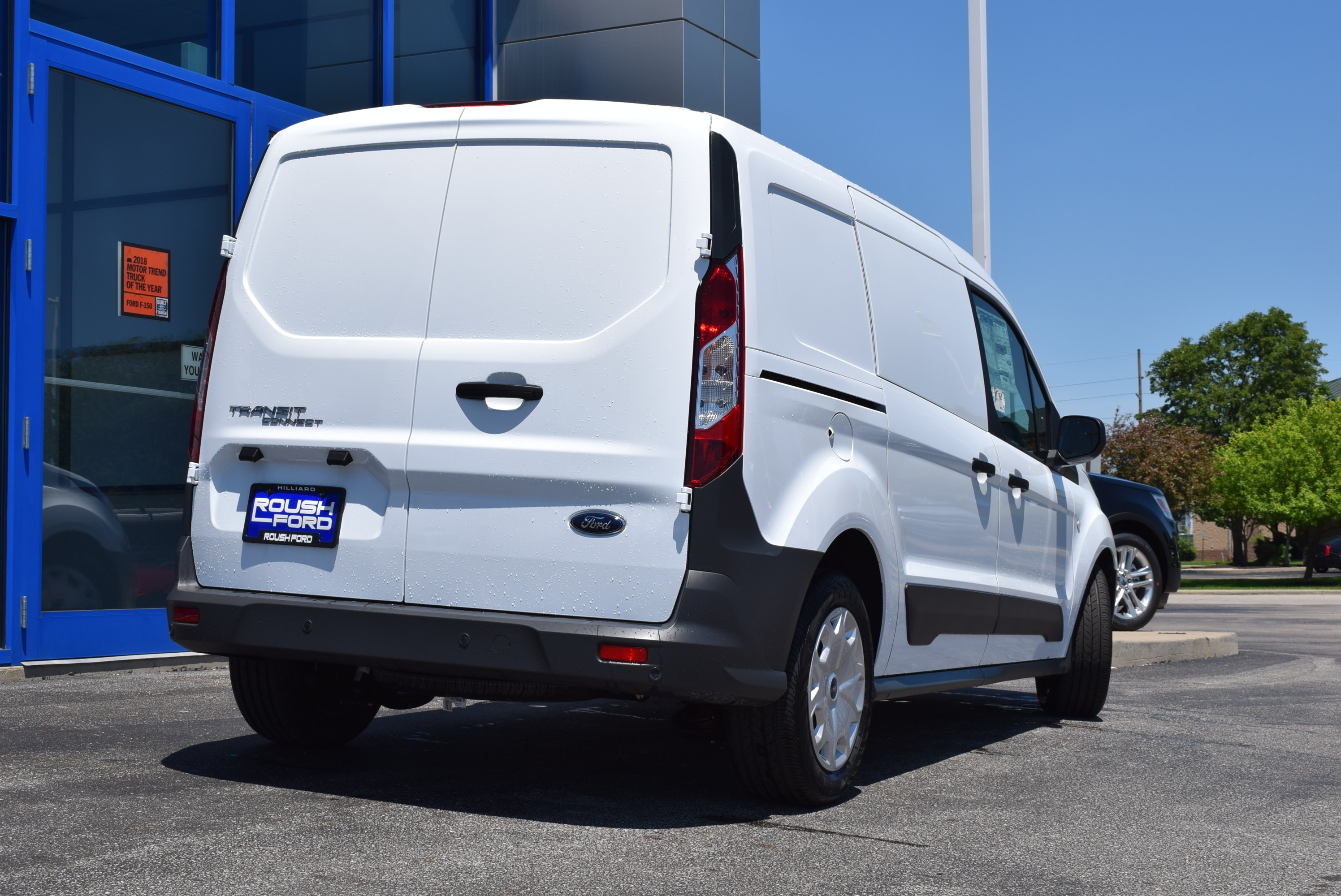 2018 Transit Connect 4x2,  Empty Cargo Van #T18482 - photo 9