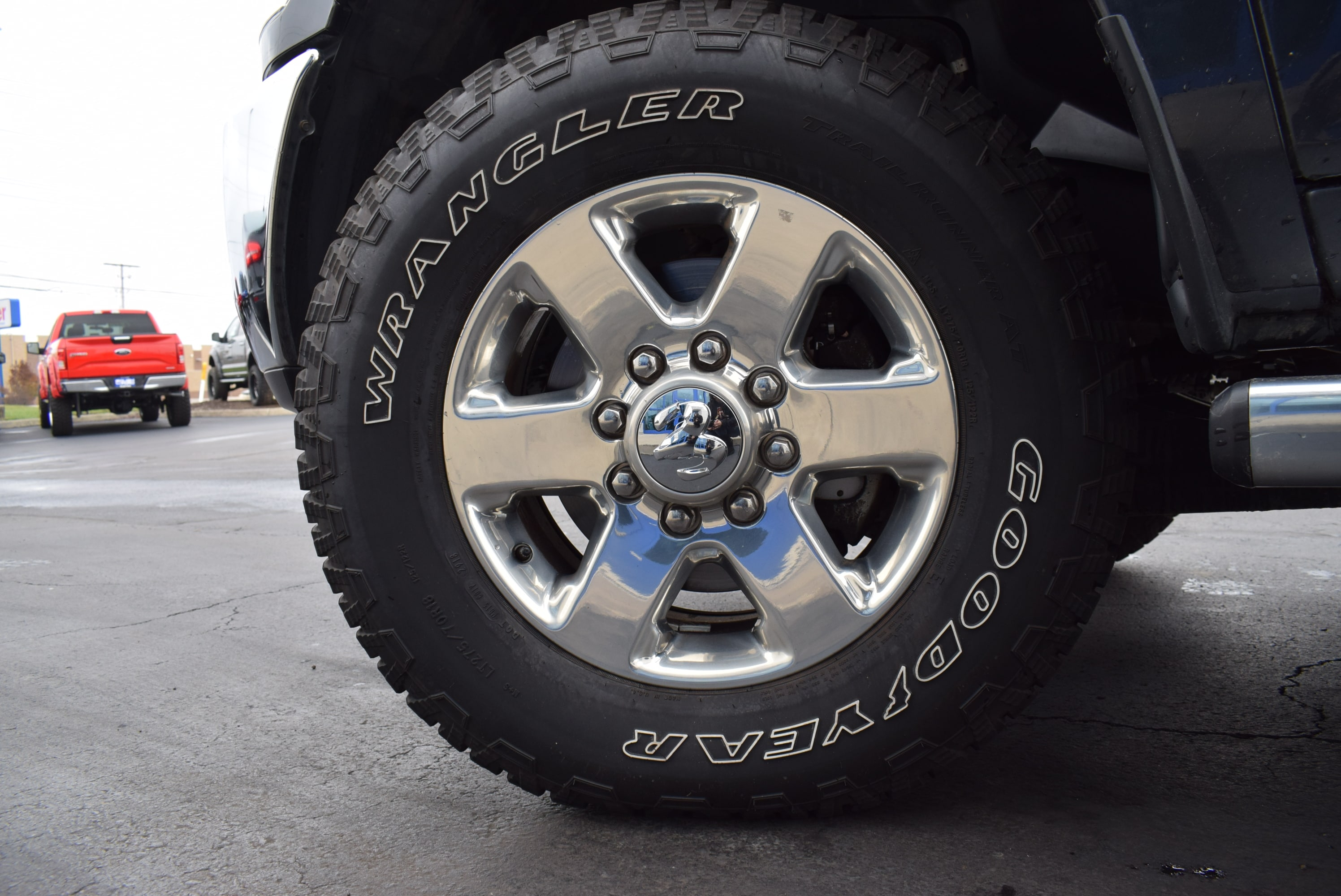 2015 Ram 2500 Crew Cab 4x4,  Pickup #T18566A - photo 32